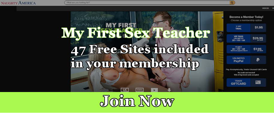 My First Sex Teacher Sign up today!